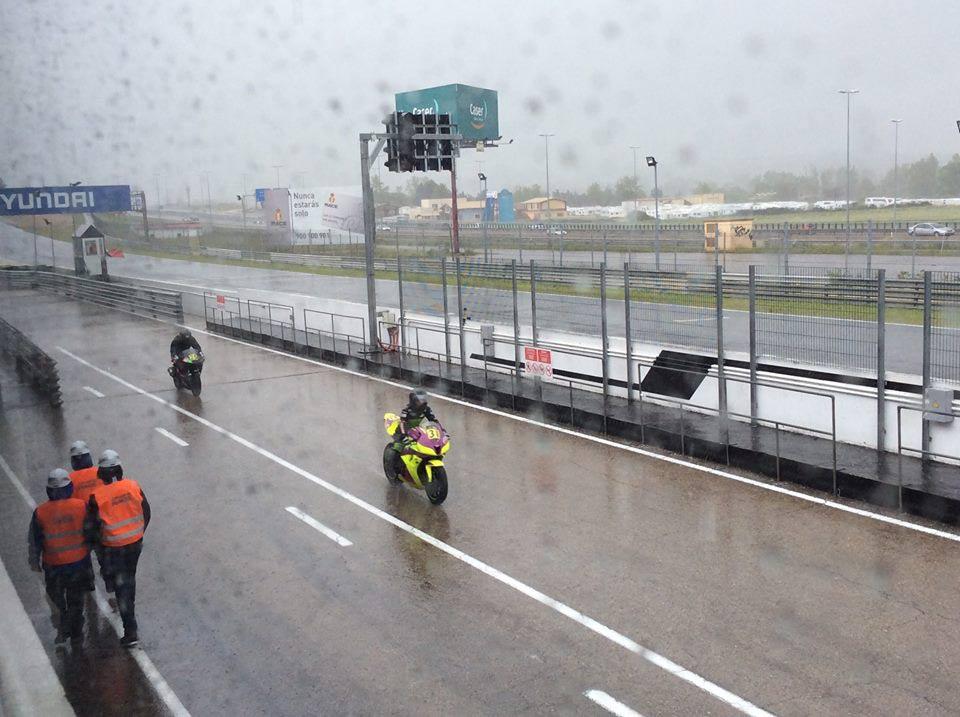 Campeonato RACE Motociclismo 2016: segunda prueba