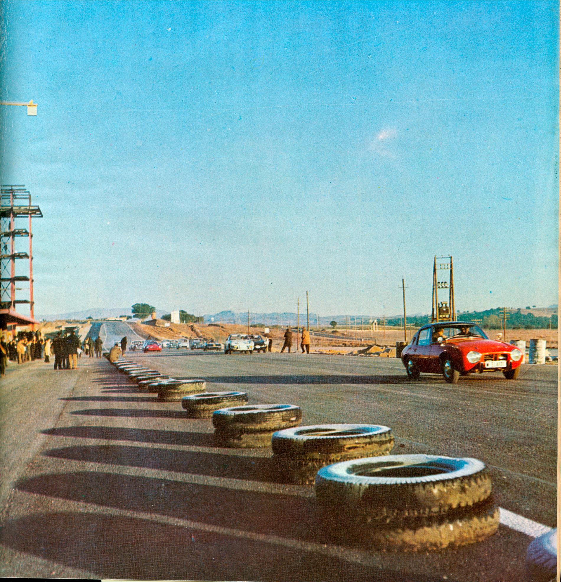 Circuito del Jarama - 1966
