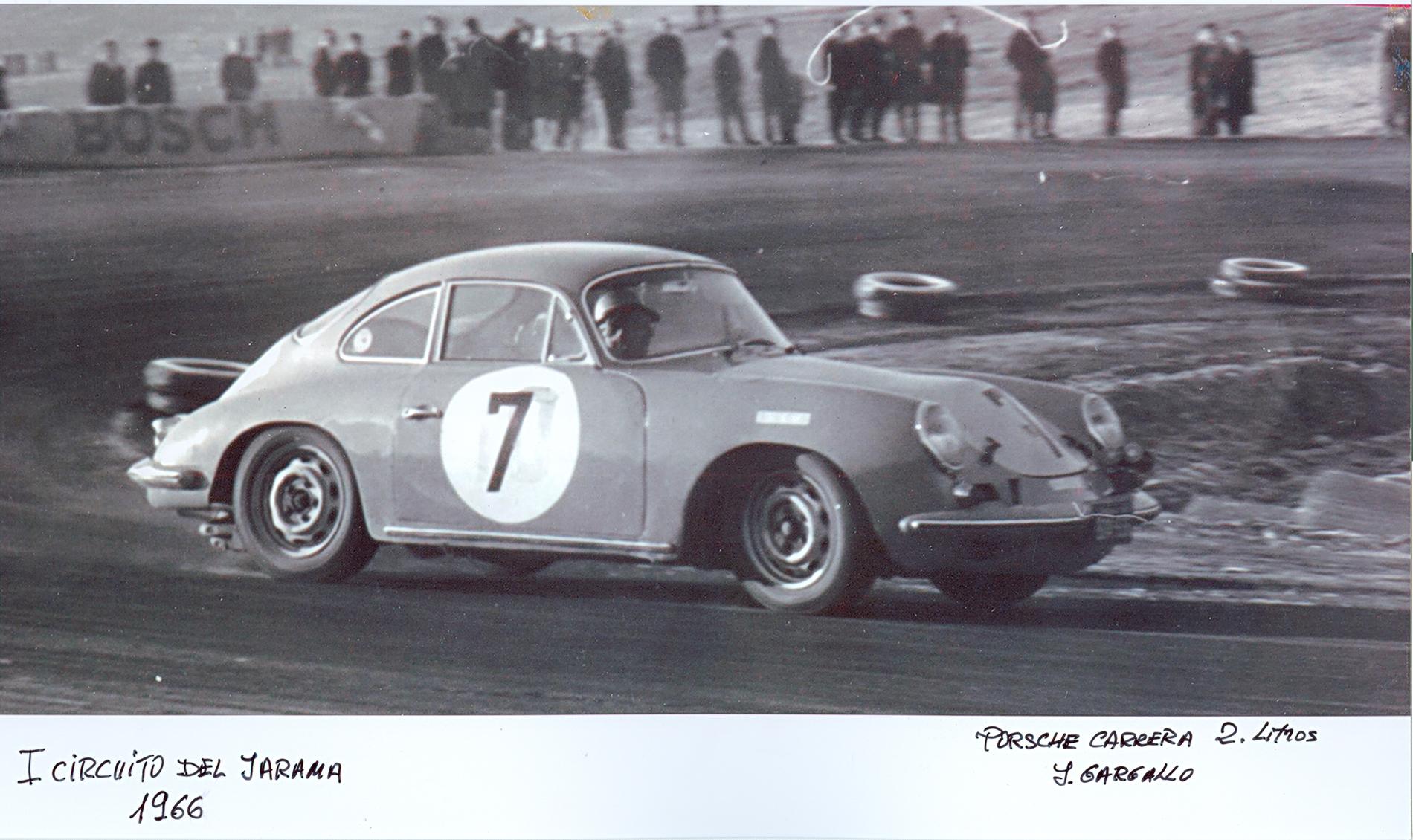 Circuito del Jarama - 1966 - Preinaugural - Gargallo
