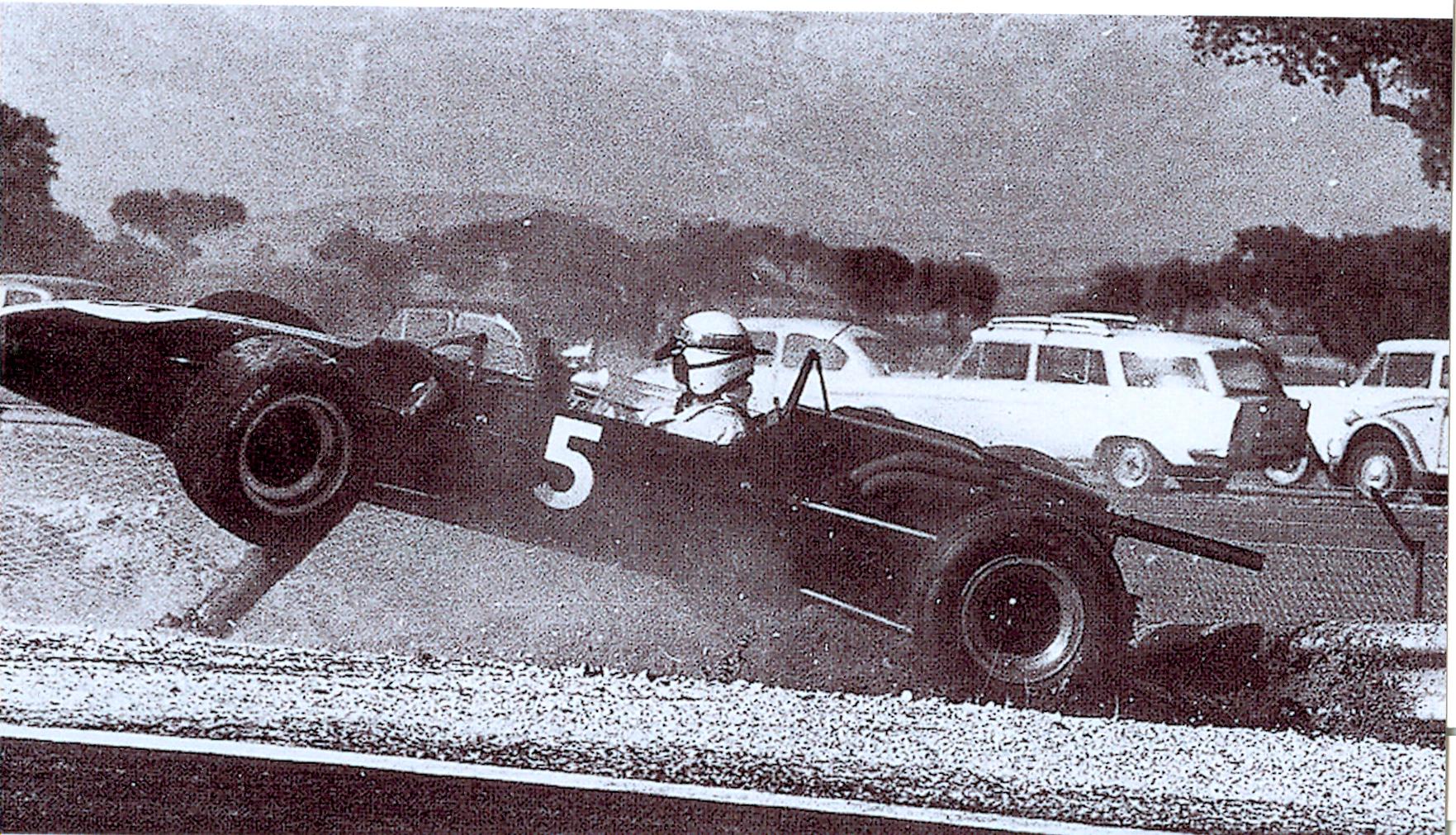 Circuito del Jarama - 1967 - GP España - Jackie-Stewart