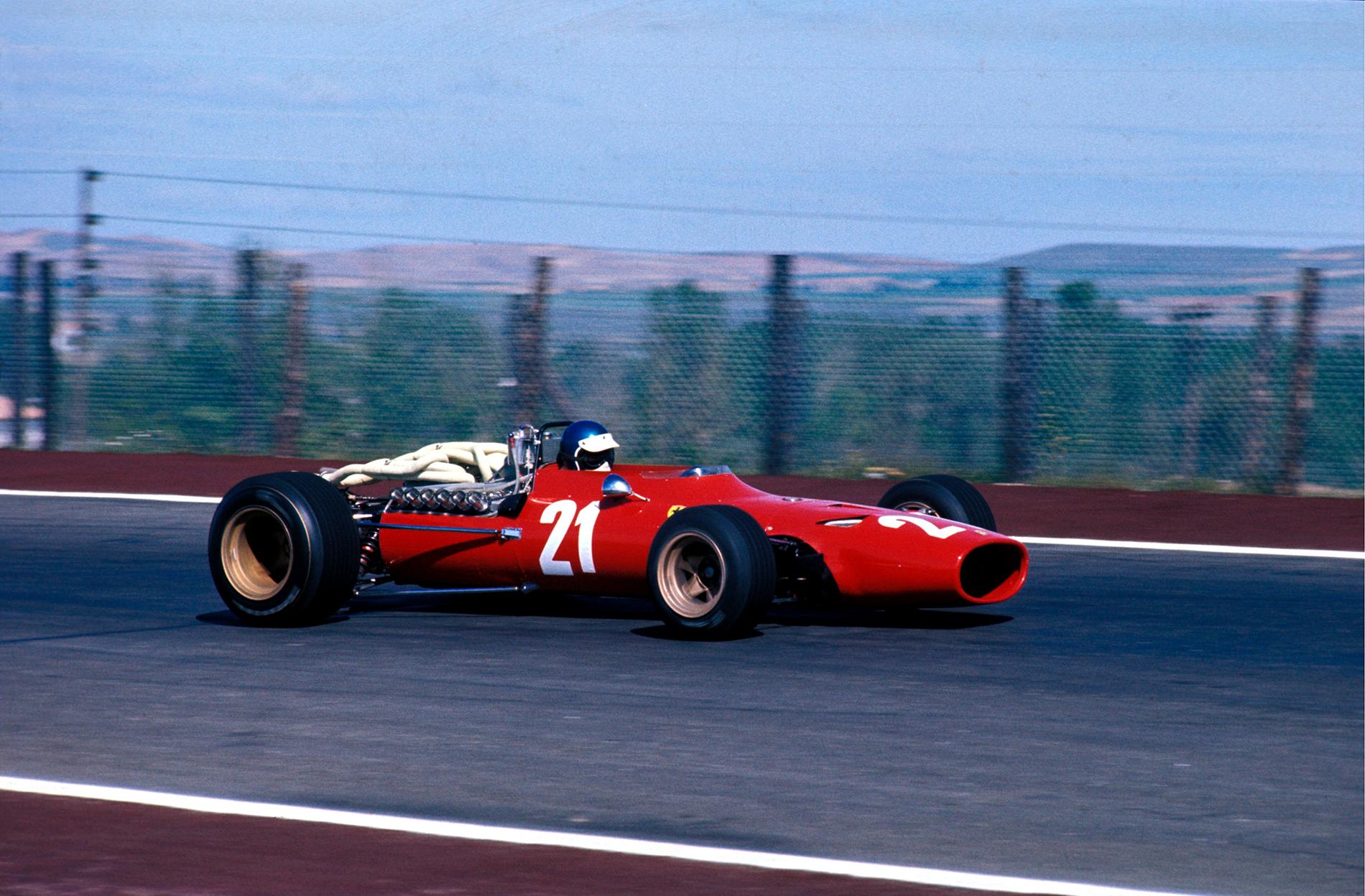 Circuito del Jarama - 1968 - Ickx