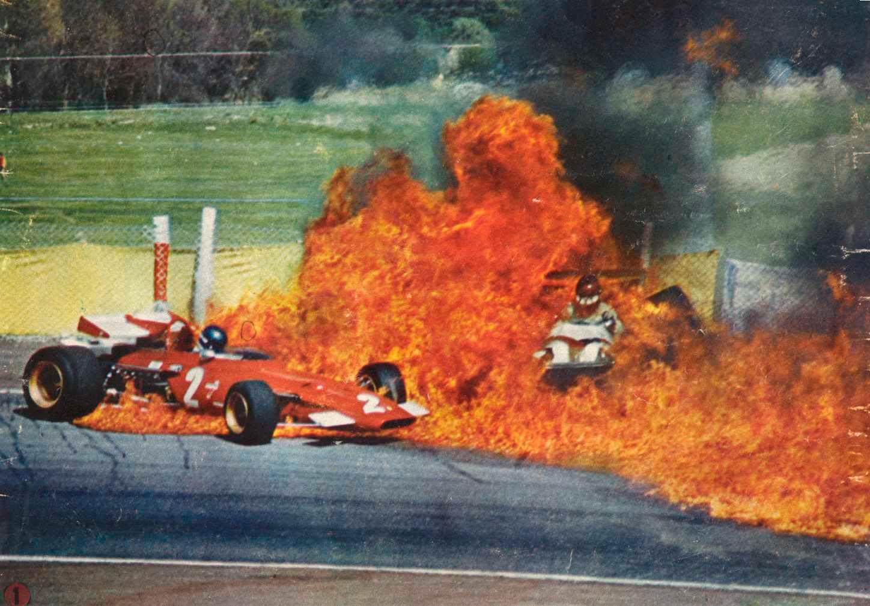 Circuito del Jarama - 1970 - Accidente