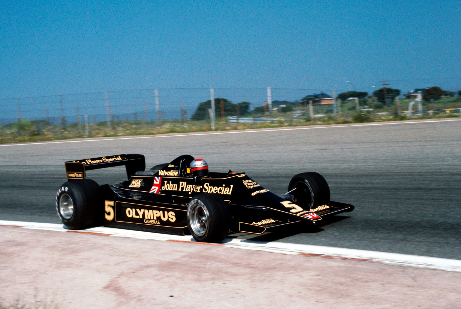 Circuito del Jarama - 1978 - Andretti