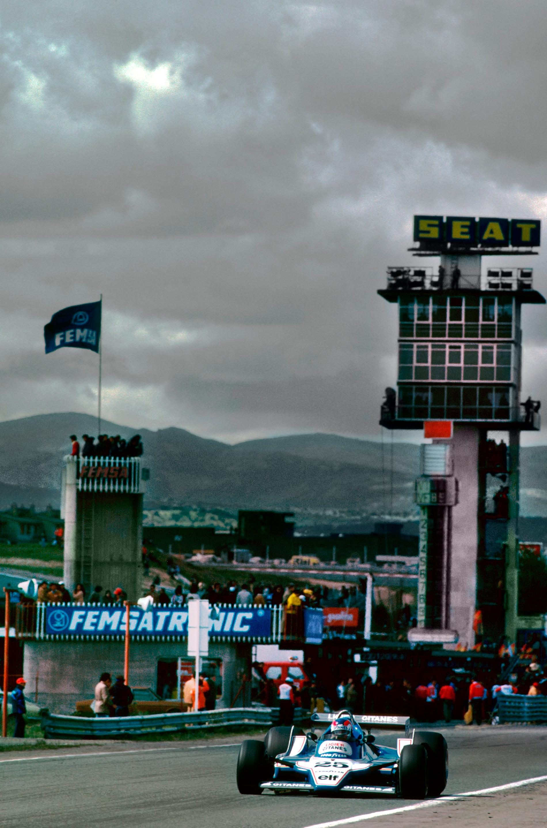 Circuito del Jarama - 1979 - Depailler