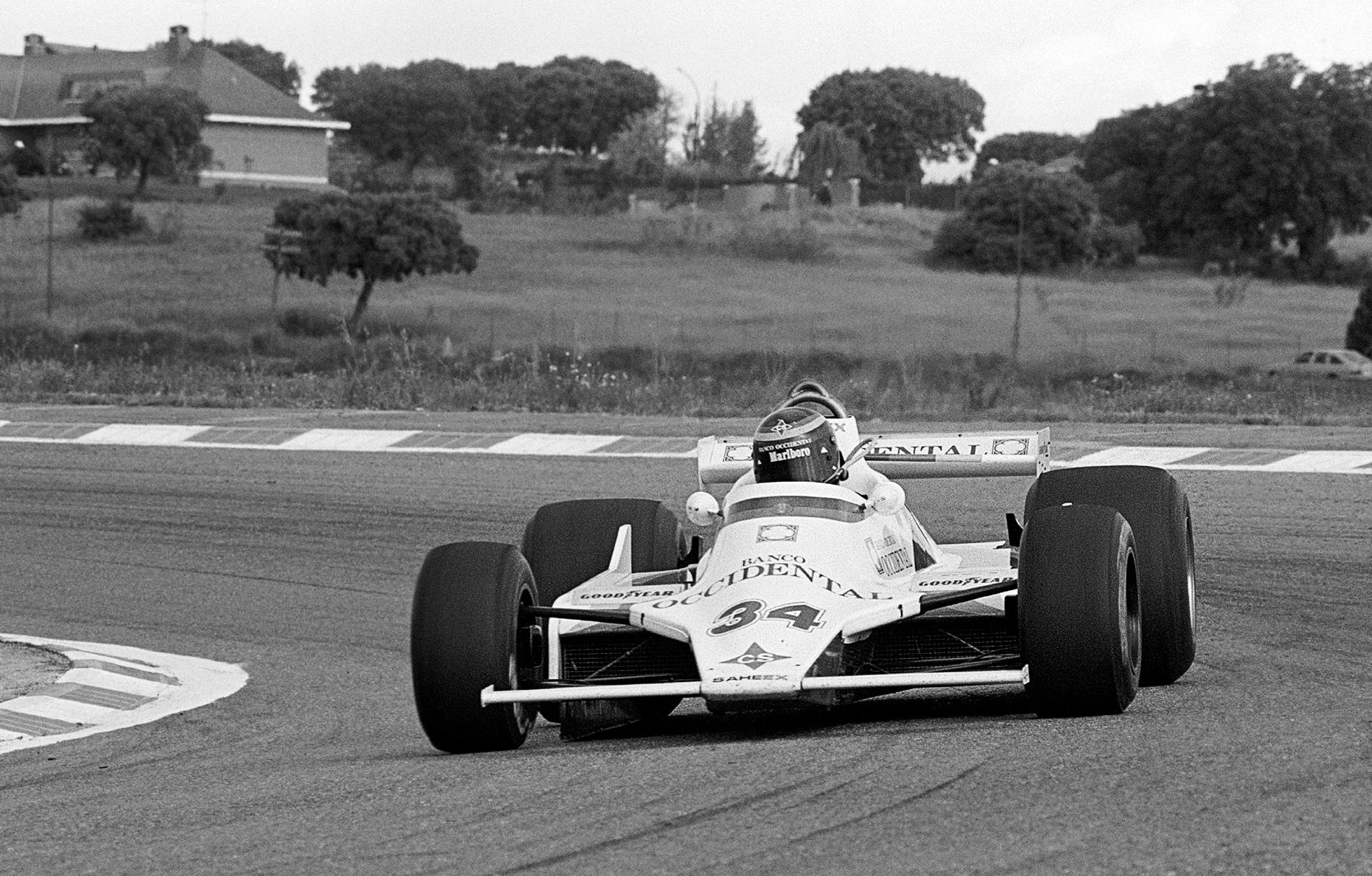 Circuito del Jarama - 1980 - De Villota