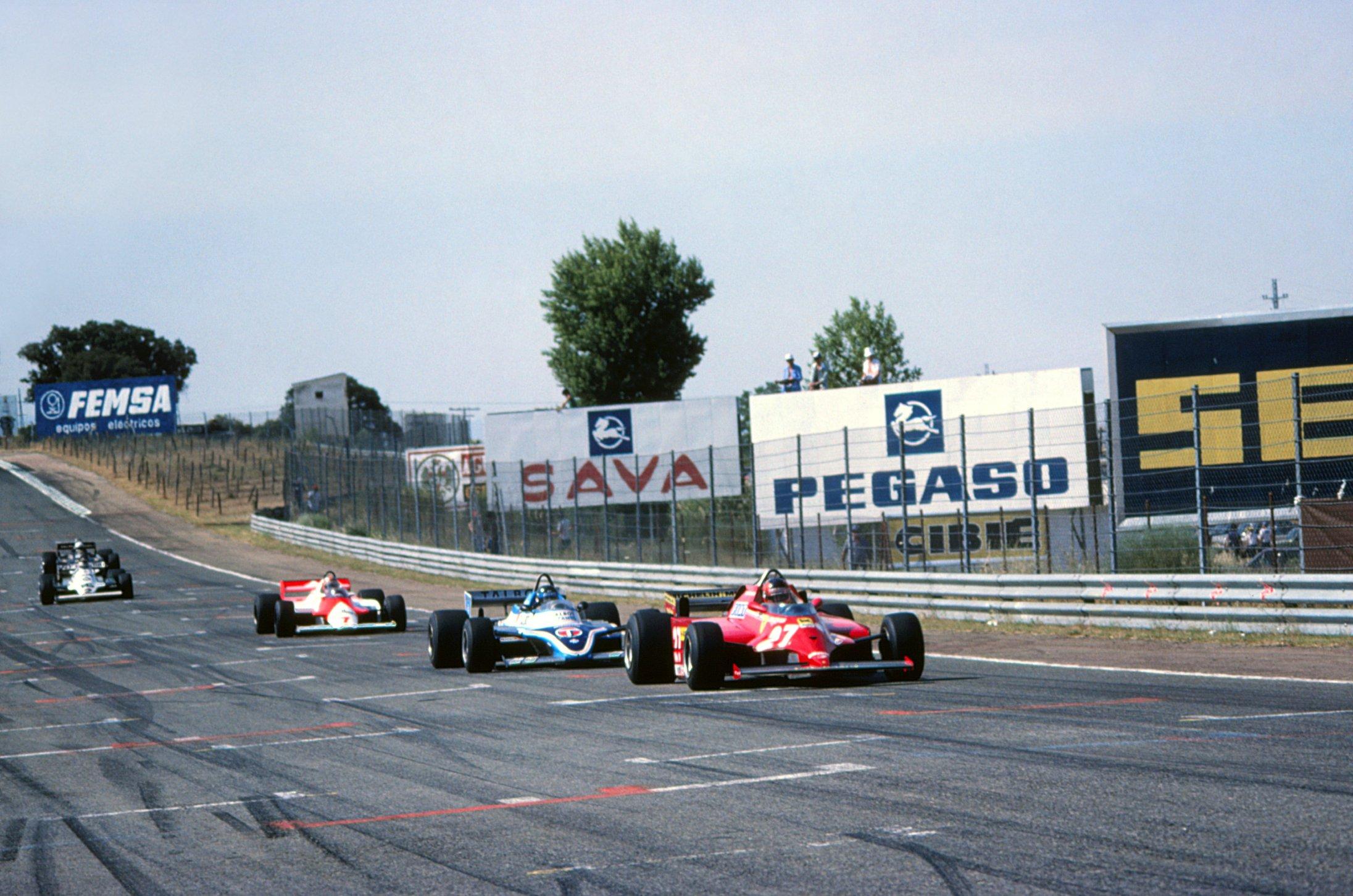 Circuito del Jarama Tour - 1981 - GP España