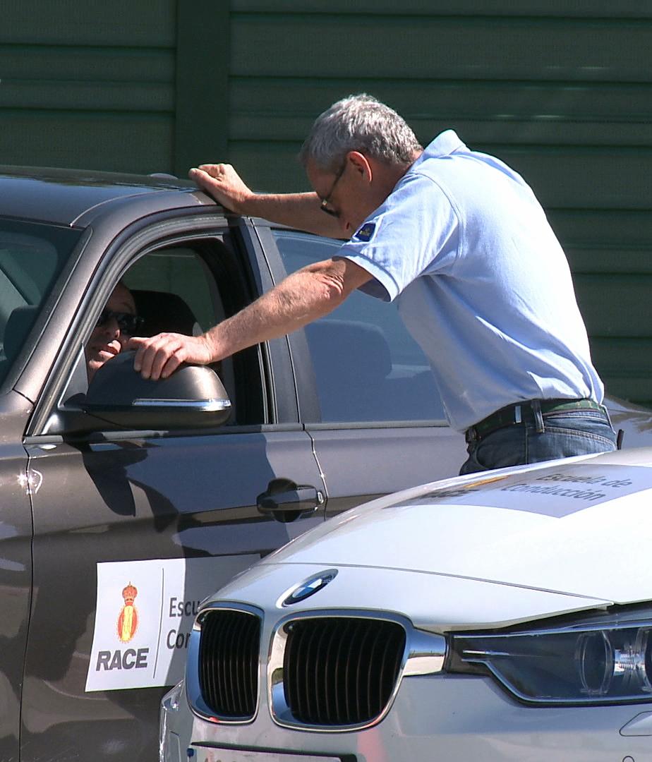 Circuito del Jarama Pilotaje - Briefing