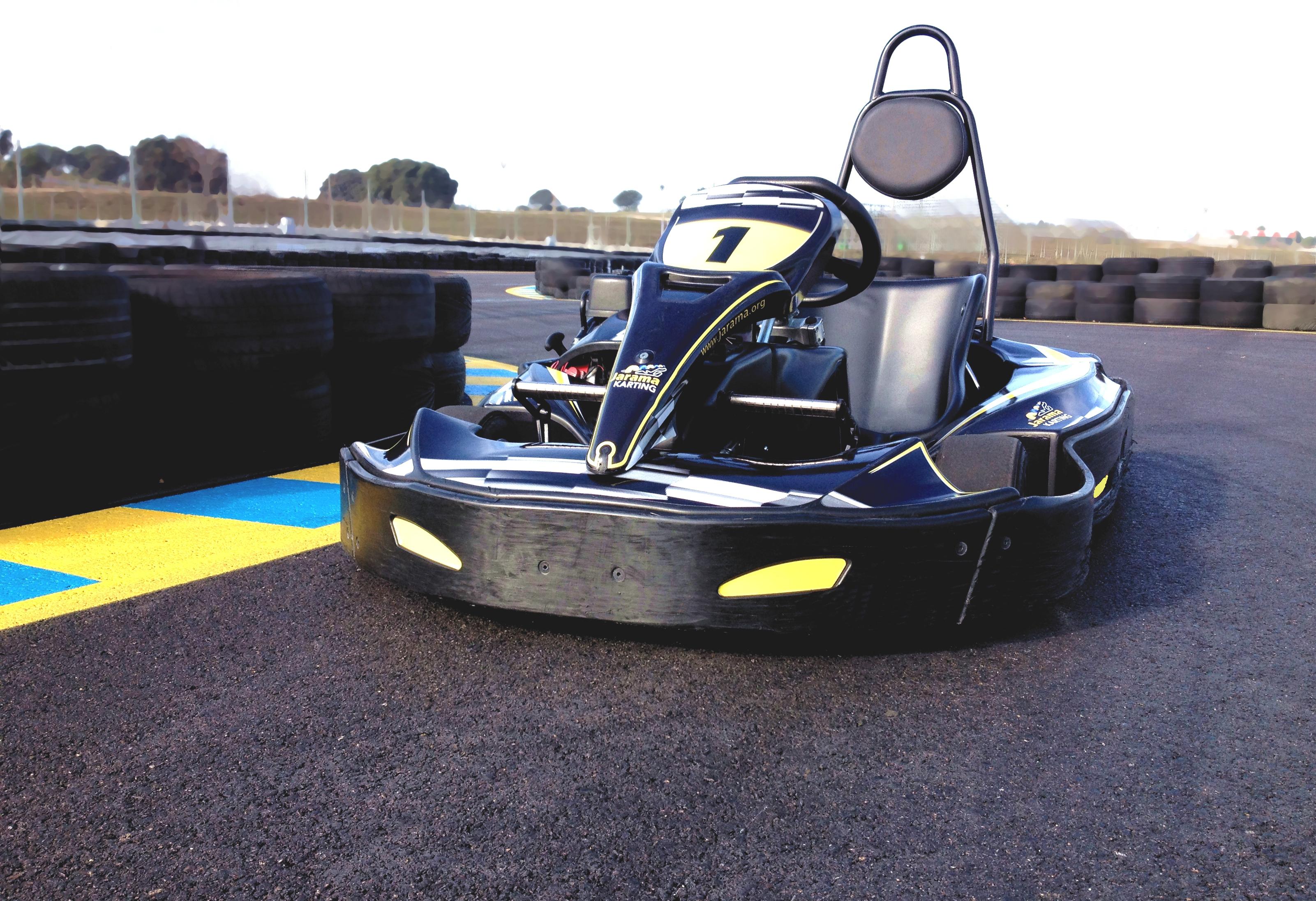 Circuito del Jarama Karting - Kart