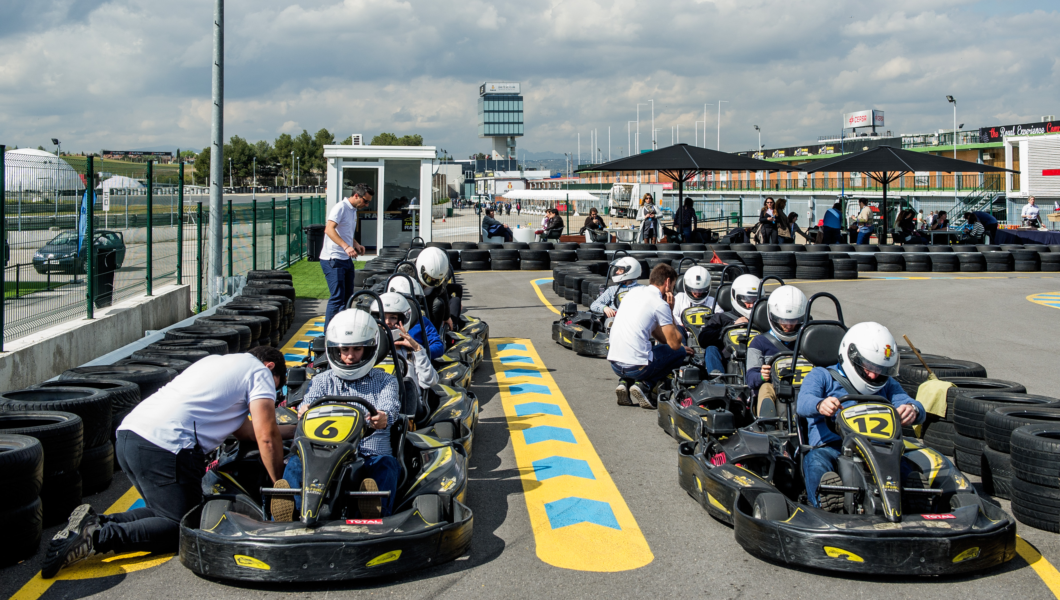 Circuito del Jarama Karting - Karting