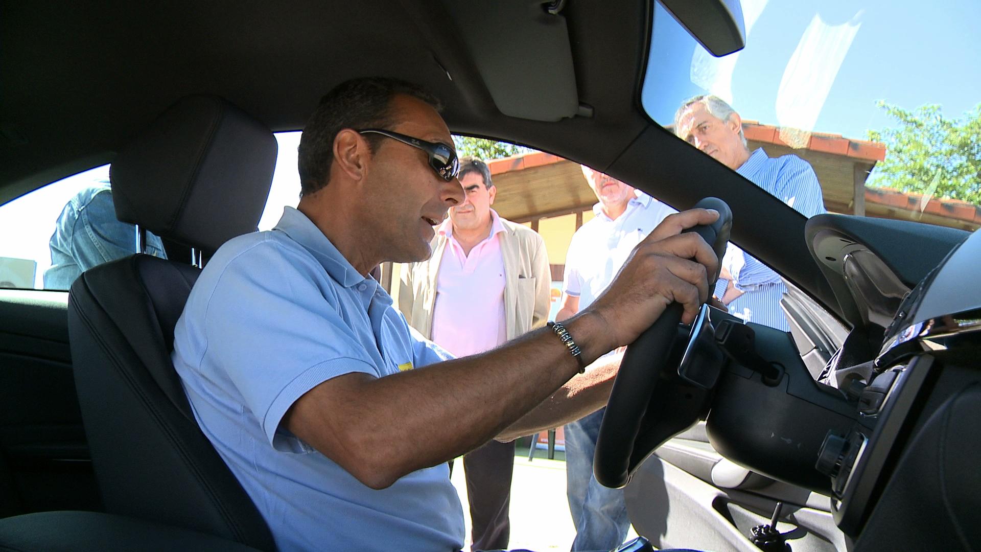 Circuito del Jarama Pilotaje - Posición Conducción