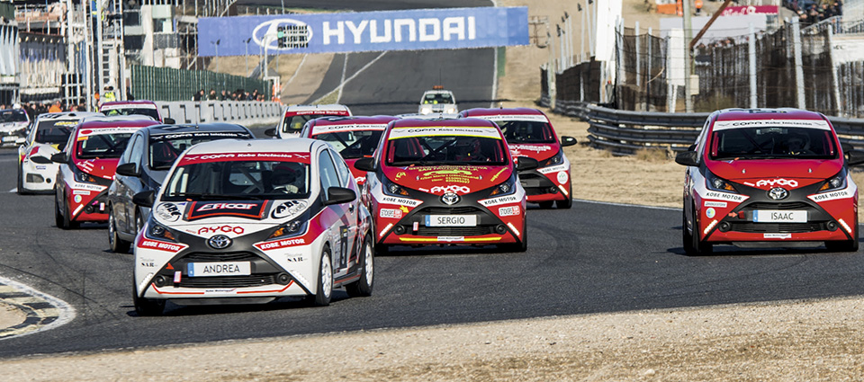 Campeonato RACE de Turismos 2018: primera prueba