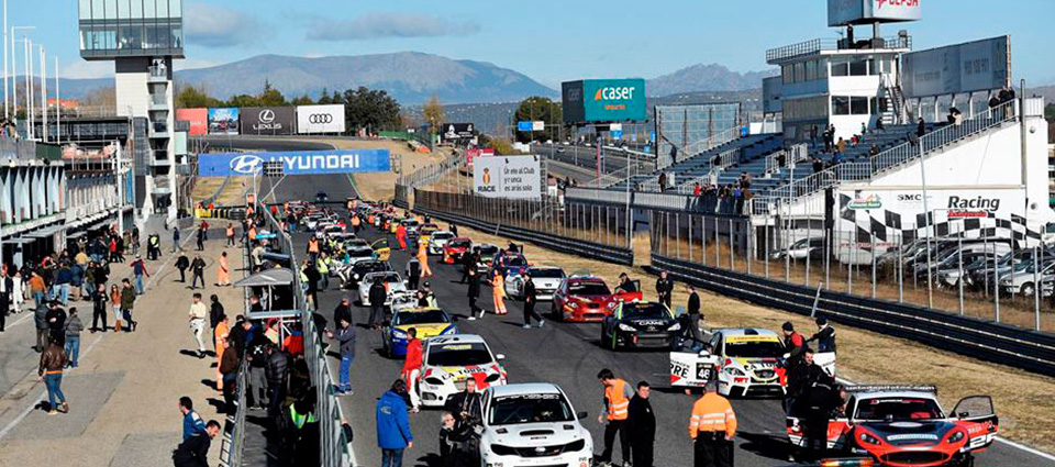 Campeonato RACE de Turismos 2018: segunda prueba
