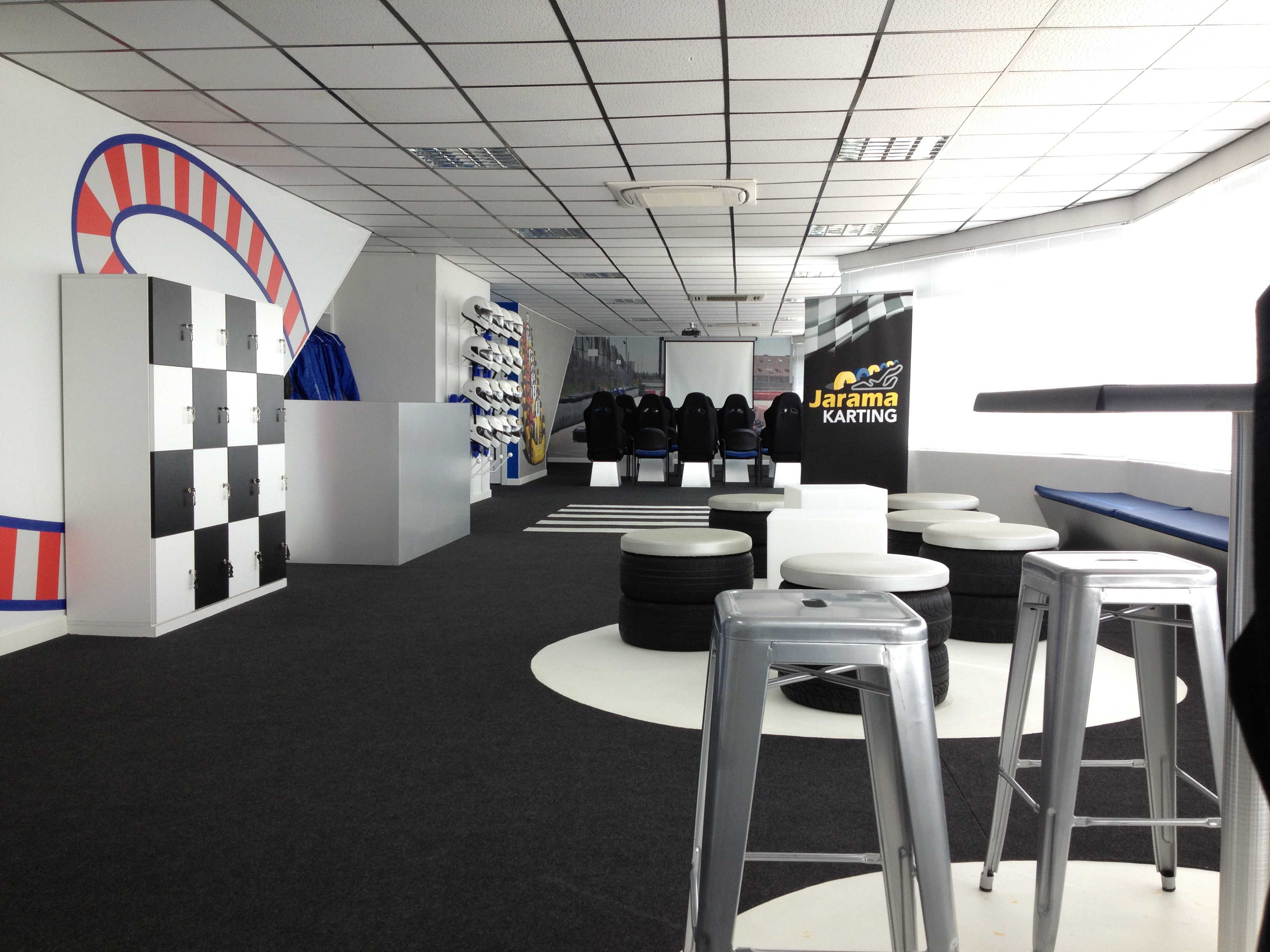 Aula VIP Karting