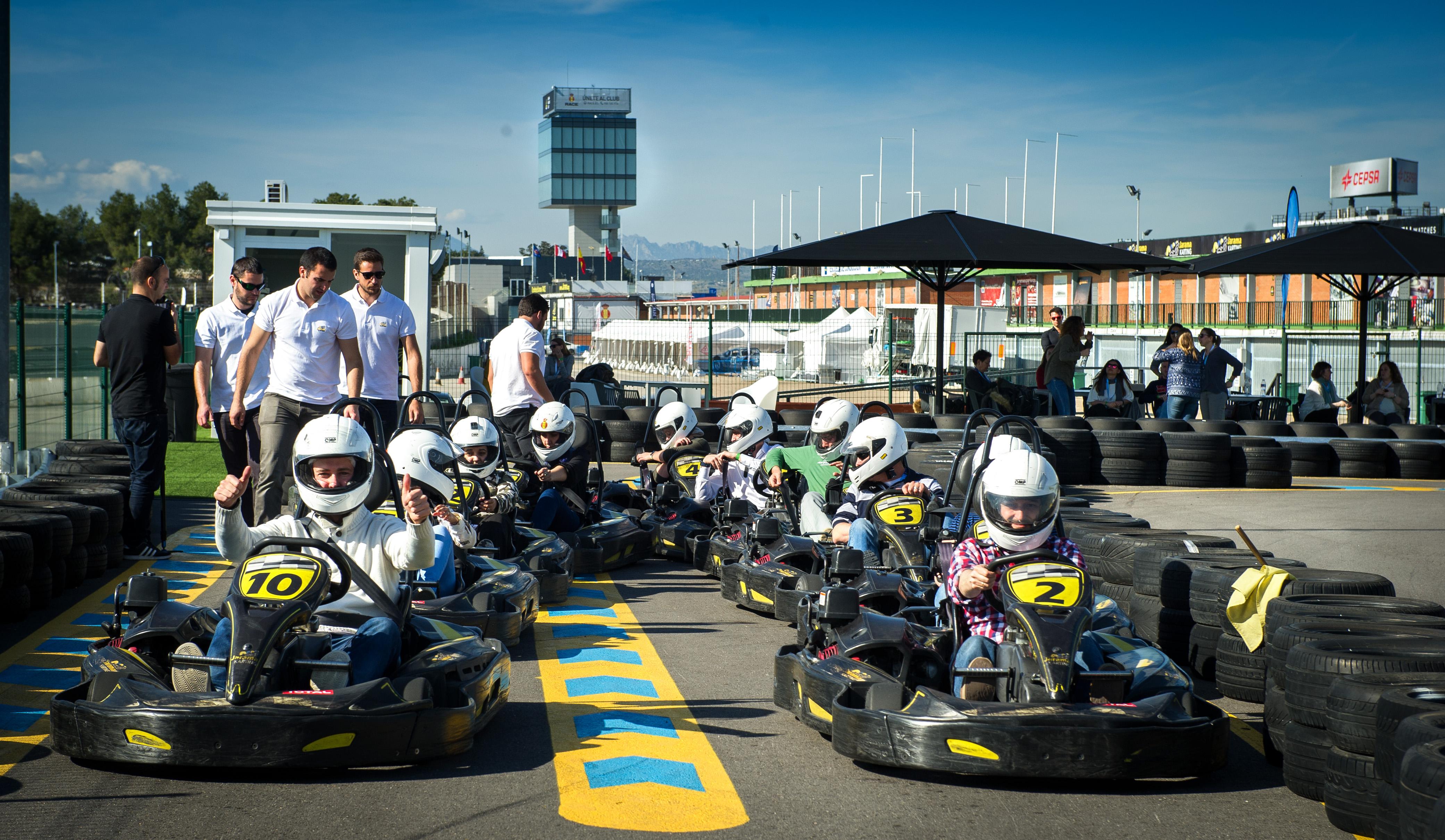 Circuito del Jarama Karting 9