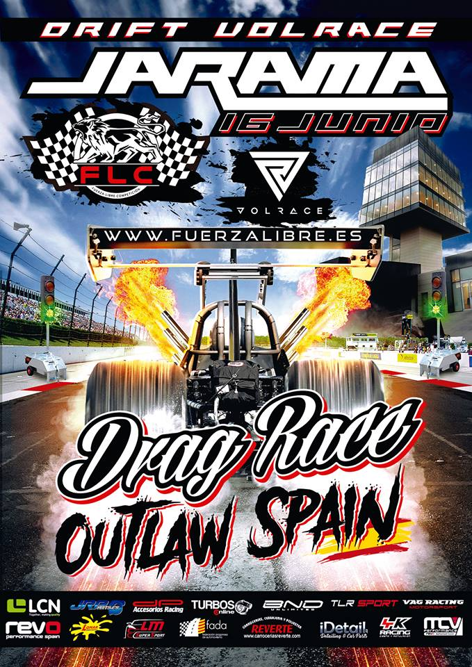 Drag Race y Vol Race Drift Jarama