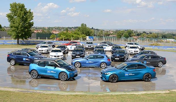La escuela RACE de conducción recibe su nueva flota de BMW para la formación de conductores