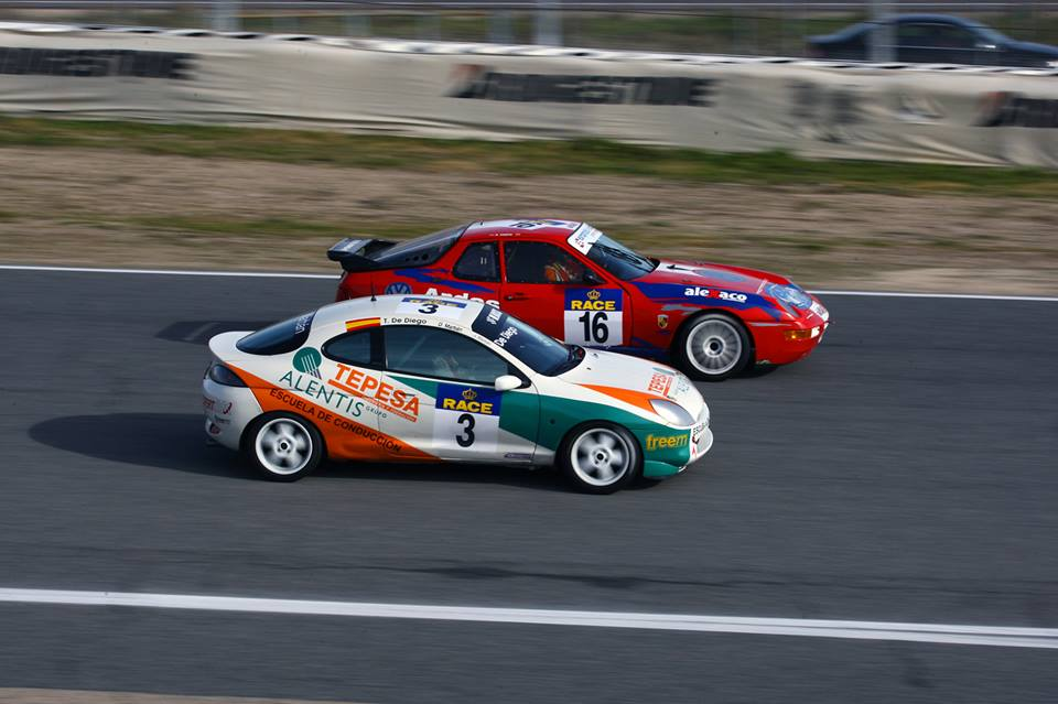 Campeonato RACE Turismos 2016