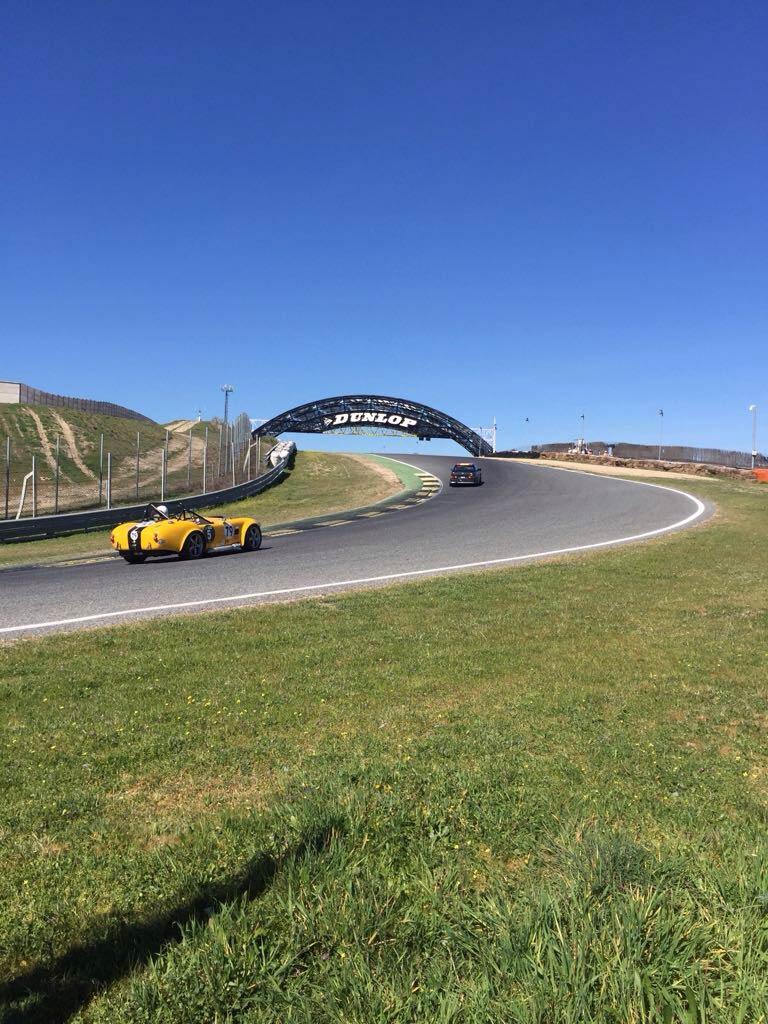 Campeonato RACE Turismos 2017: primera prueba