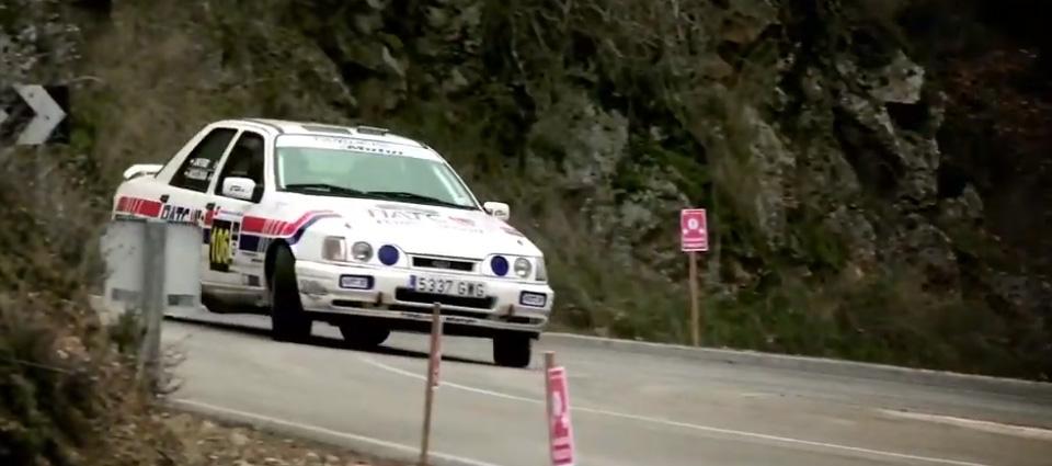 Rallye Comunidad de Madrid 2015