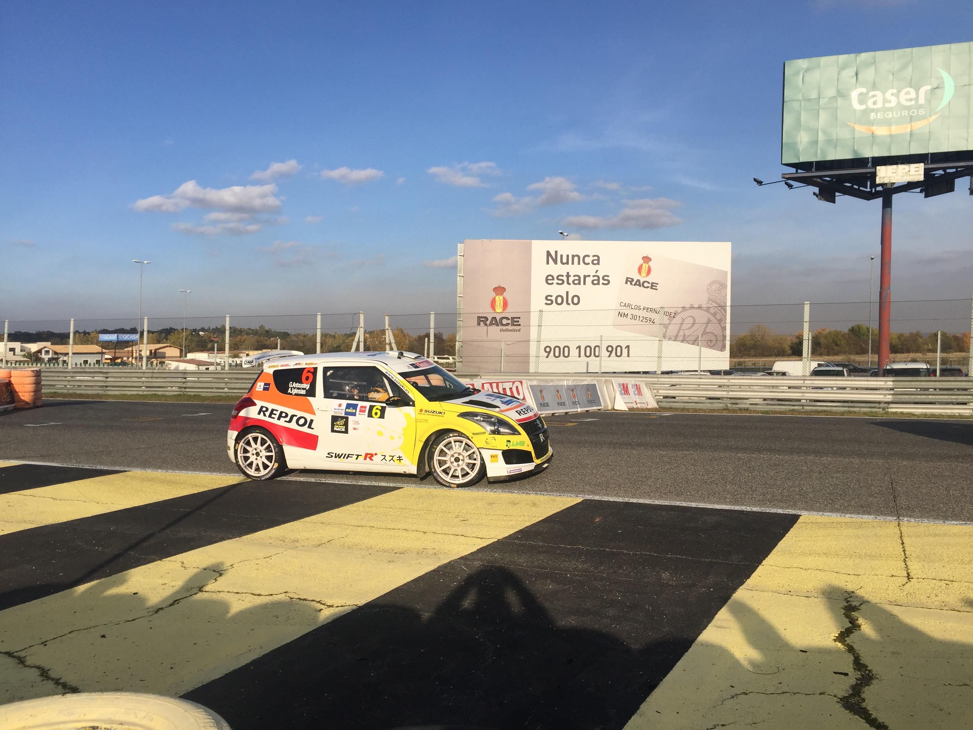 Rallye Comunidad de Madrid 2016