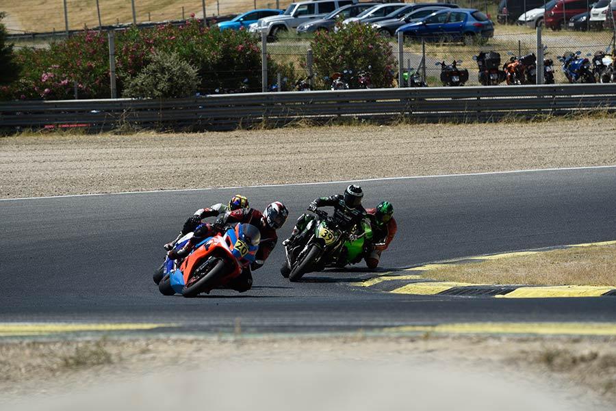 Campeonato RACE Motociclismo 2016: tercera prueba