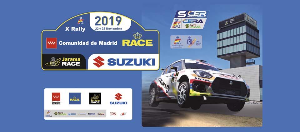 Rallye CAM RACE 2019