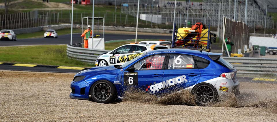 El Campeonato RACE de Turismos vuelve al circuito del Jarama