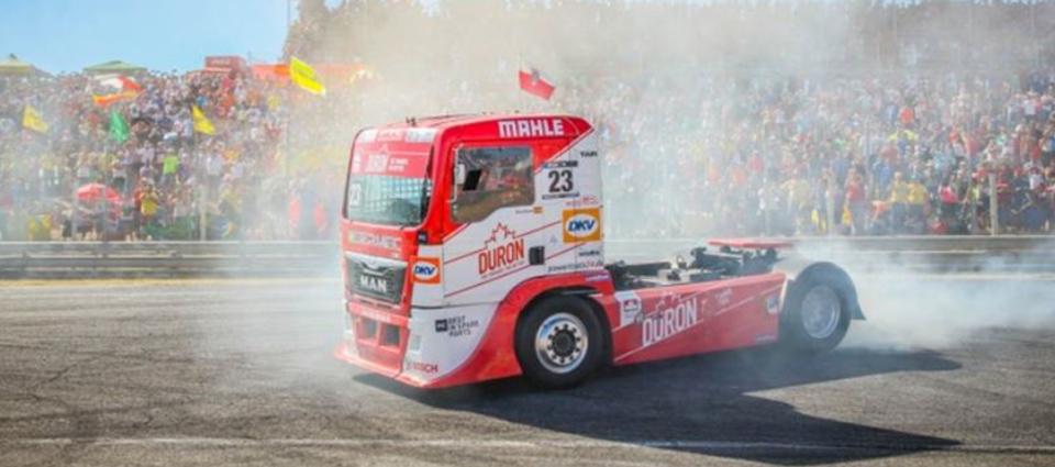 Gran premio camión de España 2019
