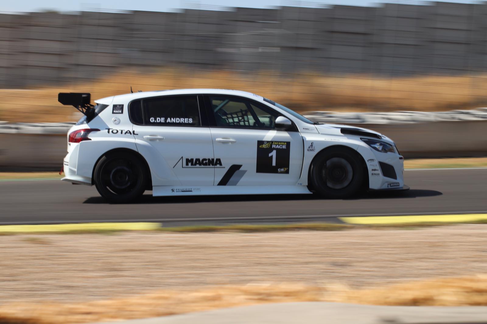 Campeonato RACE Turismos 5ª prueba