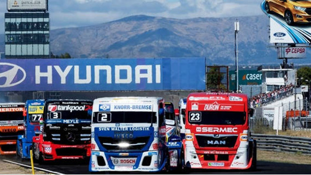 GP de Camiones 2019