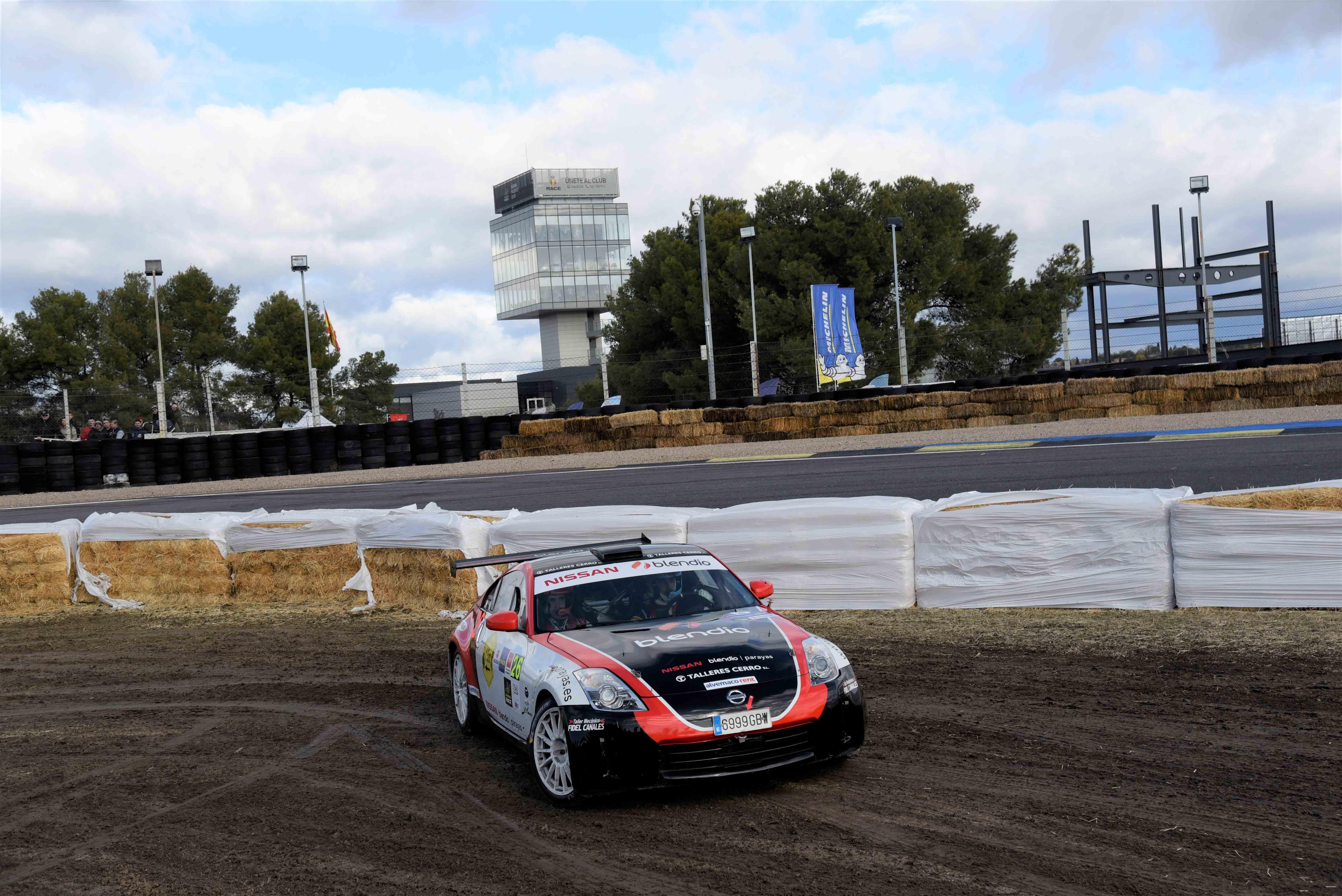 Rallye CAM - RACE 2019 / Imagen: José Luis Alonso (Videosport)