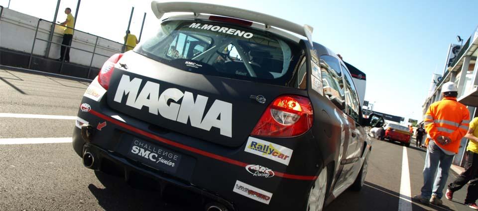 Campeonato RACE de Turismos 2020: primera prueba