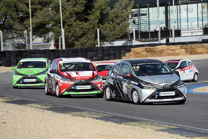 Campeonato RACE de Turismos 2020 primera prueba
