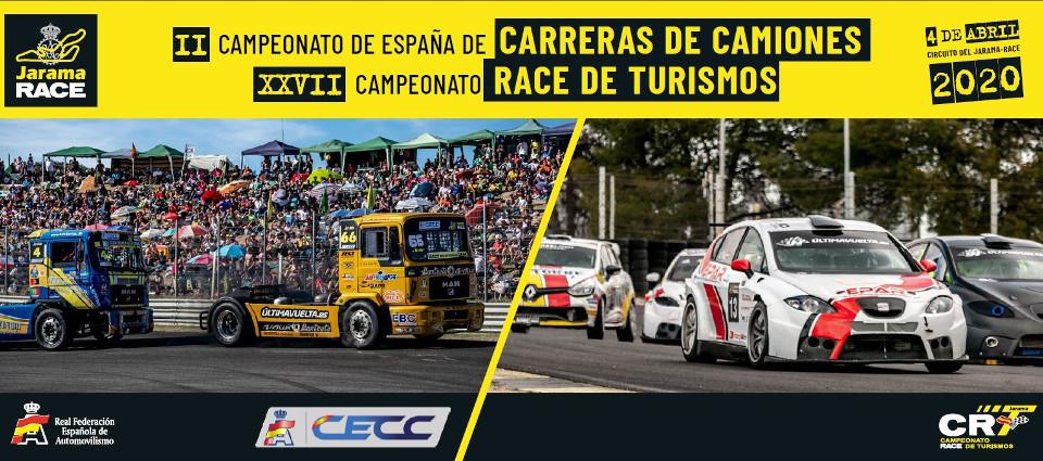 campeonato de españa de carreras de camiones y crt