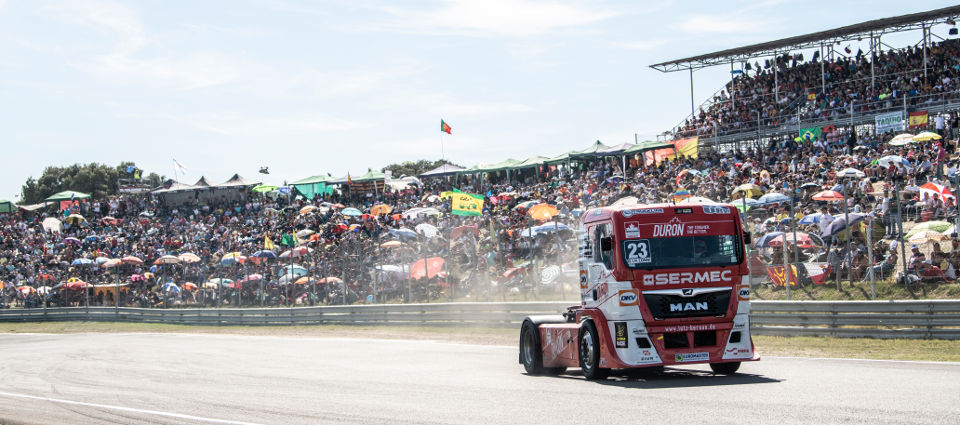 El XXXIV GP de España FIA de Camiones se disputará el fin de semana del 26 y 27 de septiembre