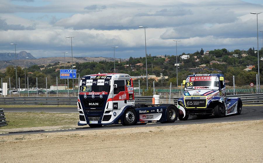 European Truck Master Drivers Cup y Campeonato de España de Carreras de Camiones