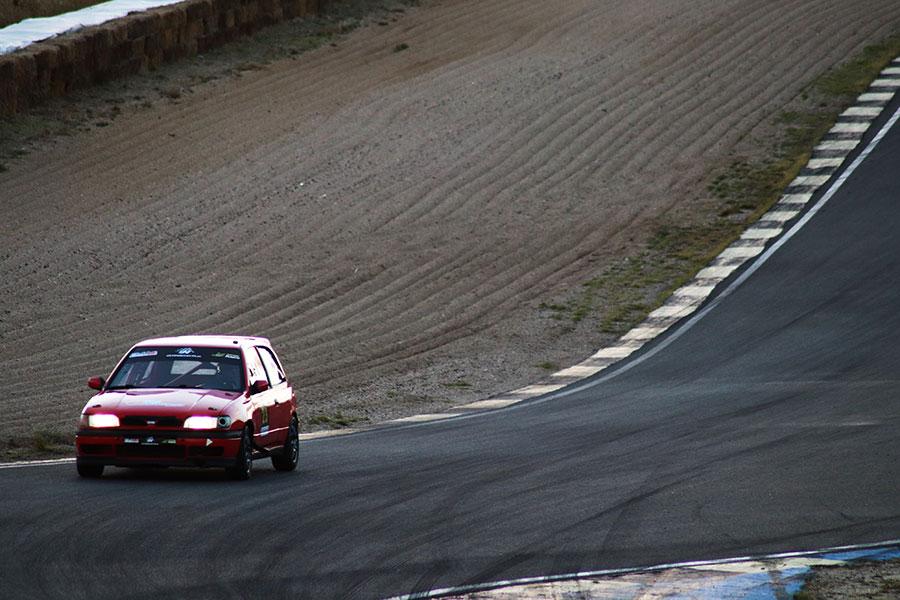 V UV Endurance Jarama RACE