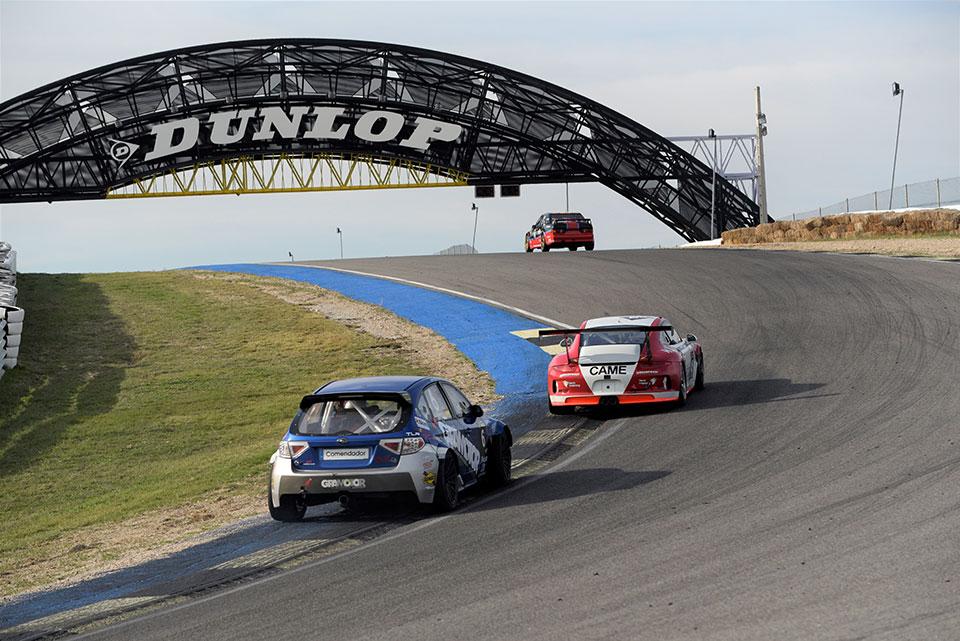 Campeonato RACE Turismos 6 prueba 2020