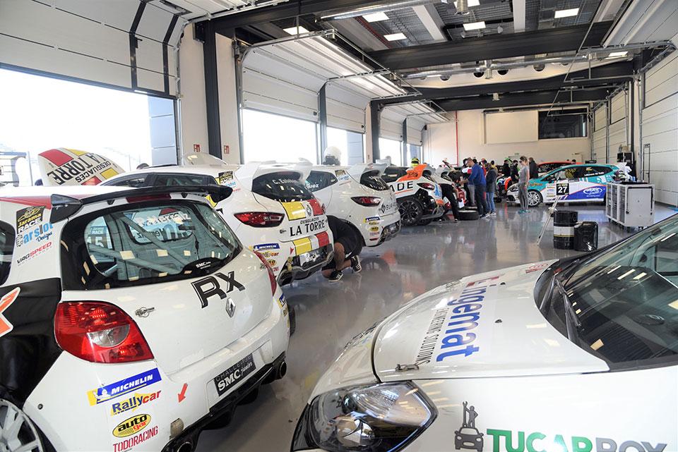 Campeonato RACE Turismos 6 prueba 202044