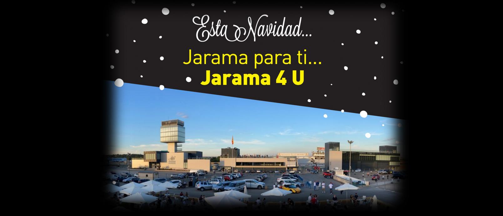 El Circuito del Jarama – RACE  se convierte estas Navidades en un gran parque de atracciones del motor