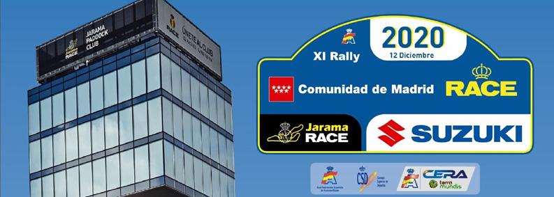El XI Rally Comunidad de Madrid - RACE contará con la presencia de 1.200 espectadores