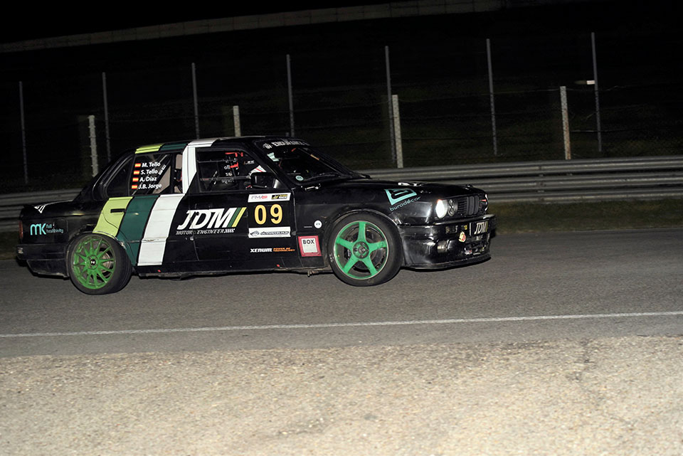 VI UV ENDURANCE JARAMA RACE