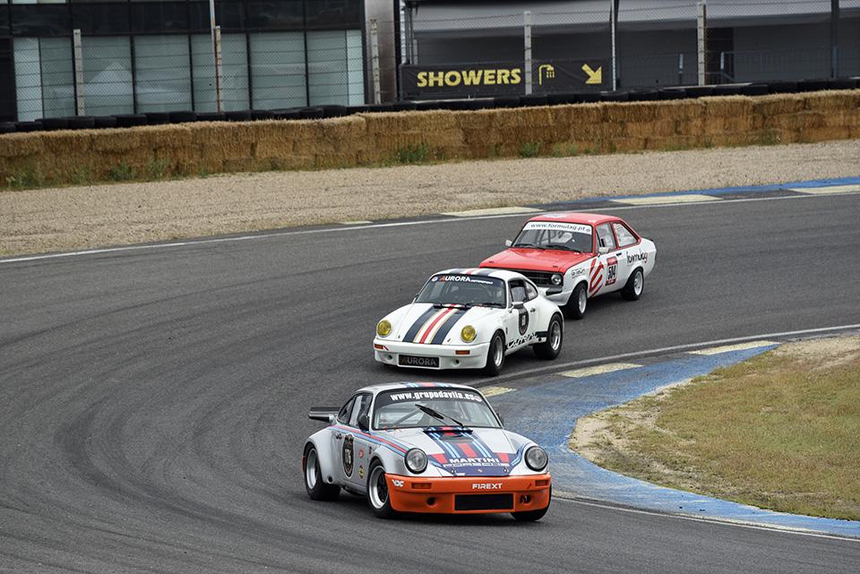 Campeonato RACE Turismos 3 prueba y Clásicos Jarama