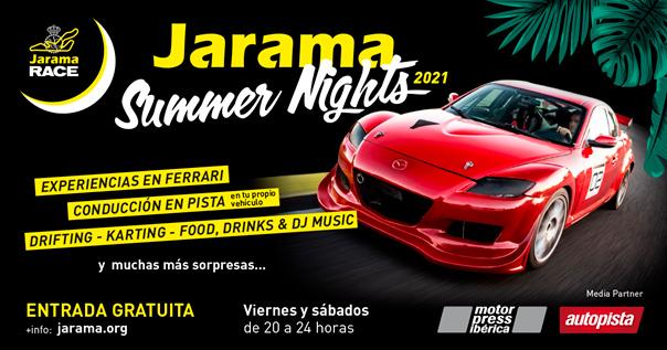Más de 30.000 personas han disfrutado este verano  de las Jarama Summer Nights